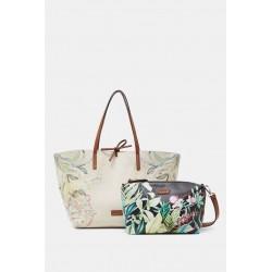 Desigual - Shopping bag 3 en 1